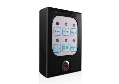 Selector de maniobra digital mod. SMI-D7 (6 hilos)