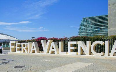 La Feria Internacional de Puertas Automáticas FIPA en Valencia