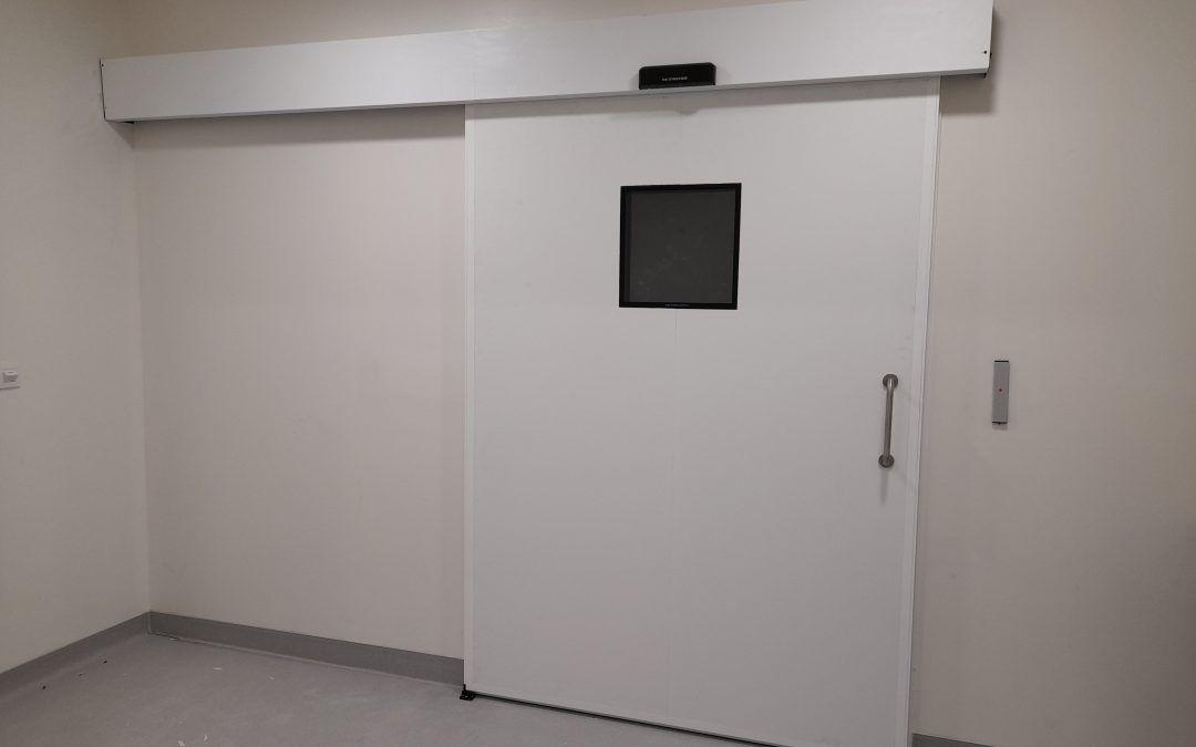 Puertas herméticas de máxima seguridad